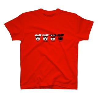 クアトロシュナーズ T-shirts