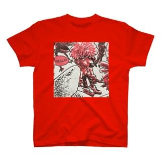 HELLO TYS T-shirts