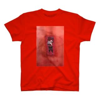 皮とベッドと沈黙 T-shirts