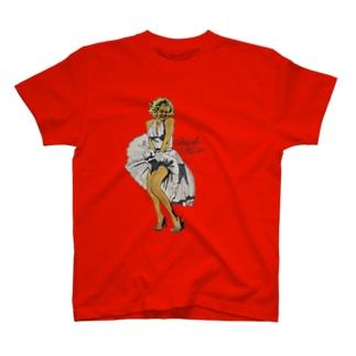 マリリンモロ T-shirts