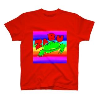 アメコミZABUてぃー T-shirts