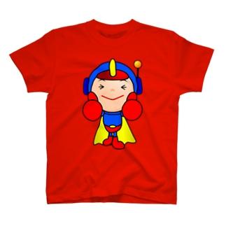 ハッピーエイト Good job! T-shirts