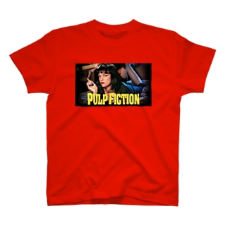 映画T(パルプフィクション) T-shirts