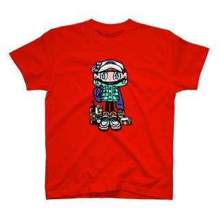 アル中 T-shirts