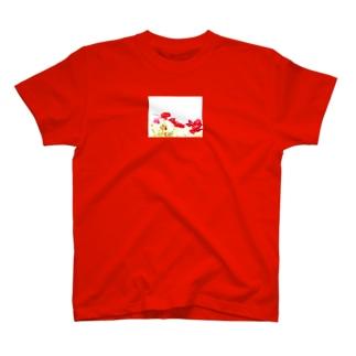 poppy T-shirts
