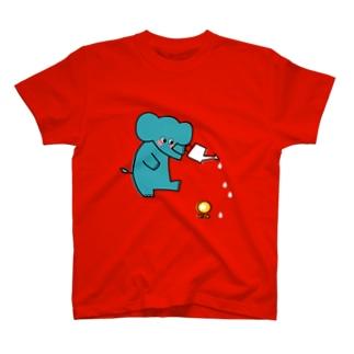 ゾウくんのじょうろ T-shirts
