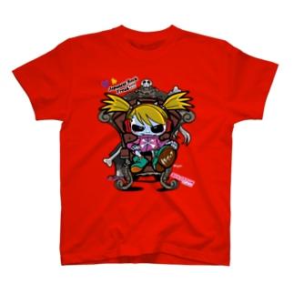 Tシャツ『座りスプラッたん』 T-shirts