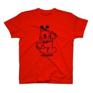 スタンダード!リトルボブドッグ T-shirts