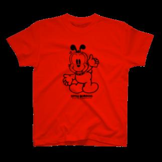 SUNWARD-1988のスタンダード!リトルボブドッグ T-shirts