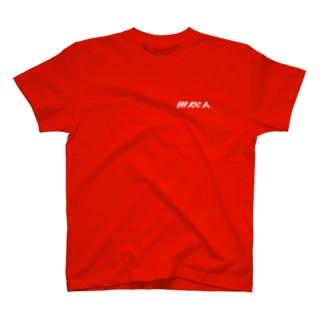 世捨人シリーズ シロヌキ T-shirts