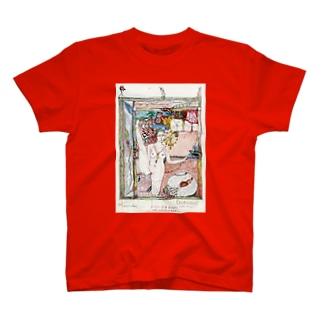 広町田町さん T-shirts