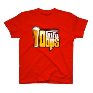 GIFU Oops T-shirts