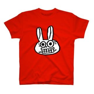 ブチギレてるすけ T-shirts