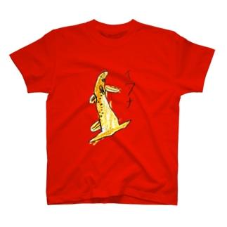 イワナ T-shirts