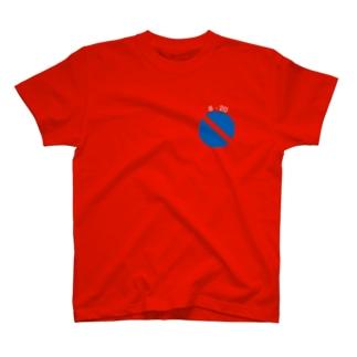 道路標Tキ【316】 T-shirts