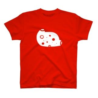 もはや妖精ですらない胃袋(白) T-shirts