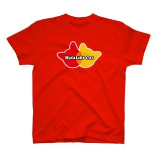 またたびキャット T-shirts