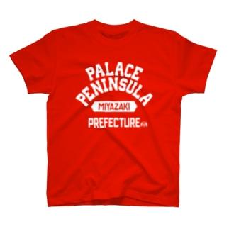 宮崎県  PALACE PENINSULA T-shirts