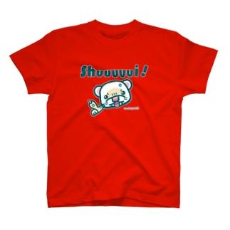 sasabayashi8の進撃のシューイ!フェレットラバー T-shirts