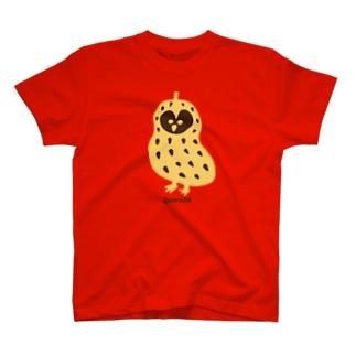 【THE THREE OWL PEANUTS】Oswald T-Shirt