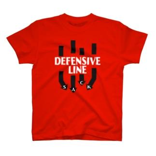 DL-SACK W T-shirts