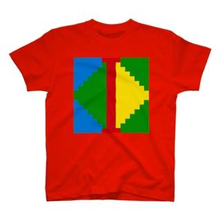 ケイ・アイ・デイ 色違い T-shirts