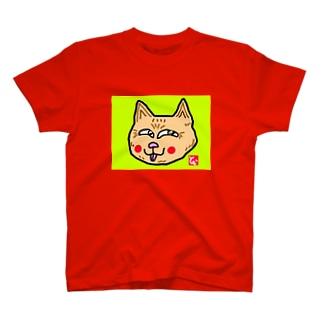 年寄りねこモン♡ T-shirts