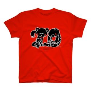 【期間・数量限定】HTZ#20記念グッズ T-shirts
