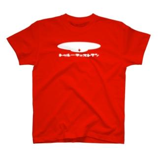 トゥルーチェストマンTシャツ T-shirts