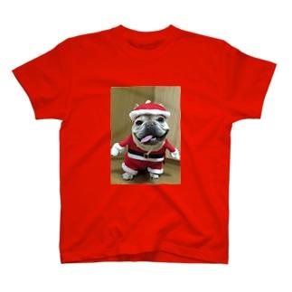 とんこつサンタ T-shirts