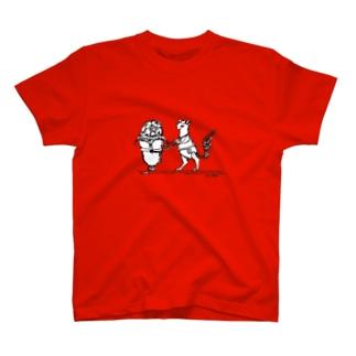 運び屋のリス T-shirts