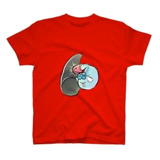 ボクサーじんねこ T-shirts