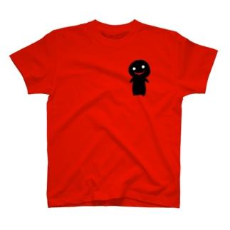 古春一生(Koharu Issey)のケラケラさん。 T-shirts