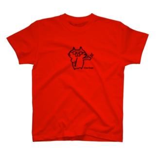 ねこせんせー T-shirts