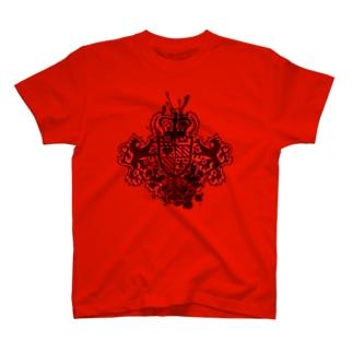 LION_HEART T-shirts
