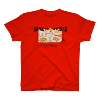 Kung pao noodleクンパオチキンヌードル T-shirts