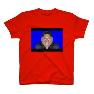 【音量注意】音割れコンギョ(非切り抜きVer.) T-shirts