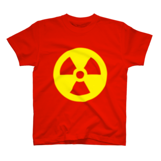 AURA_HYSTERICAのRadiation_S T-shirts