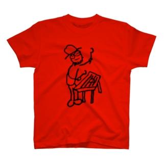 ダルシマン T-shirts