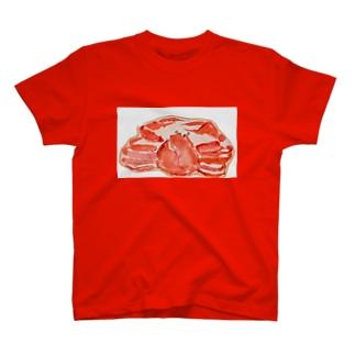 蟹たべいこう T-shirts