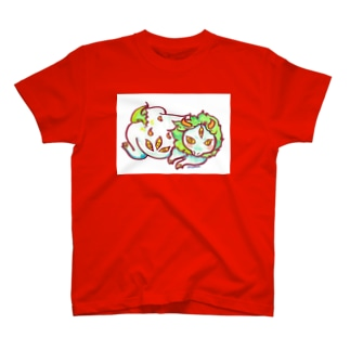 はくたくさん T-shirts