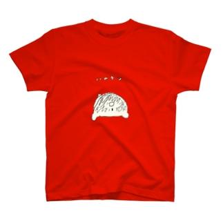 ハムケツ丸 T-shirts