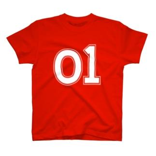 01牡羊座 T-shirts