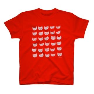 ウタの百面相A T-shirts