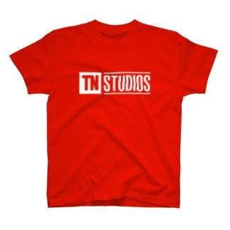 TNstudios WHITE T-shirts