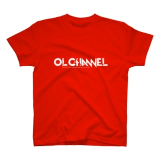 OL CHANNEL(ver.A) T-shirts