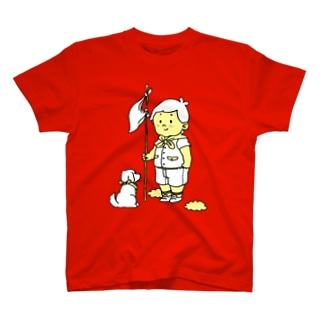 ボーイスカウト T-shirts