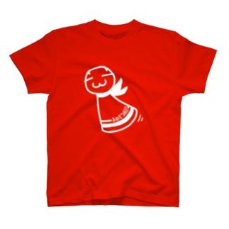 ふわふわまめてる T-shirts