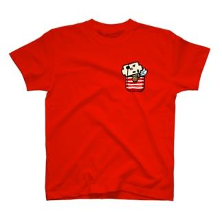シュージンクンとザコクン T-shirts