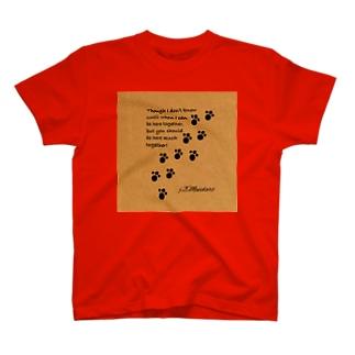 いつまでも一緒 T-shirts